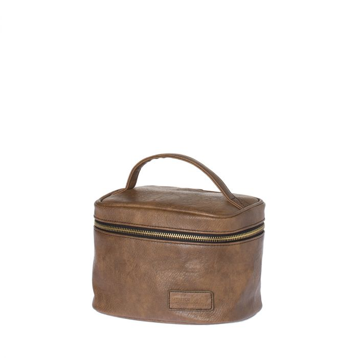 Toilettas-Brand-brown-19cm