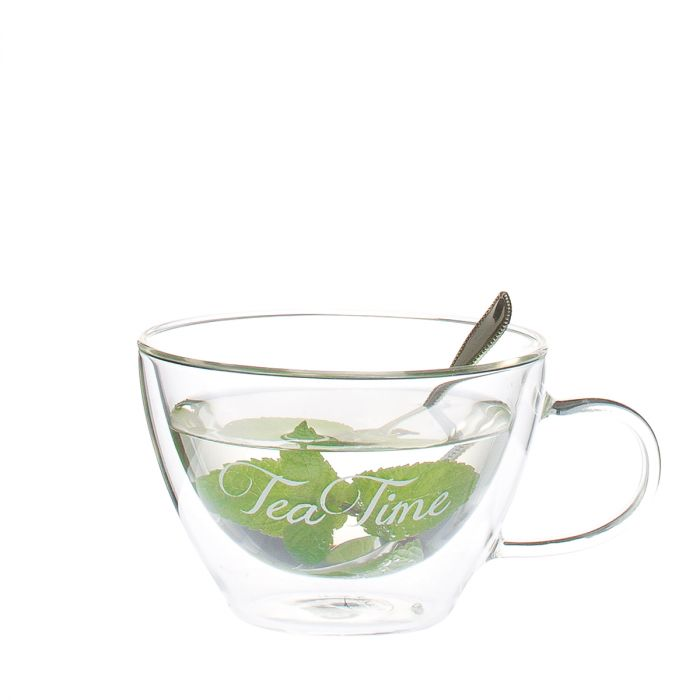 Theeglas-dubbelw-Tea-time-clear11cm