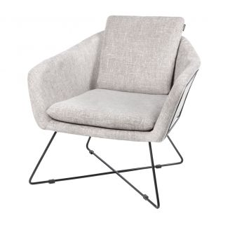 Lounge-chair-Tweed-grey-82cm-SO