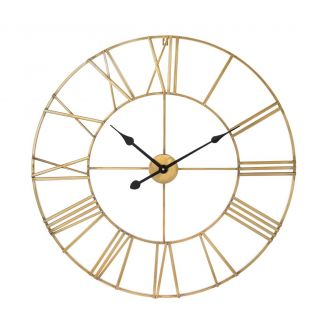 Wall-clock-Wales-gold-70cm