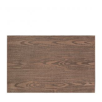 Placemat-Earth-brown-rect.-44cm