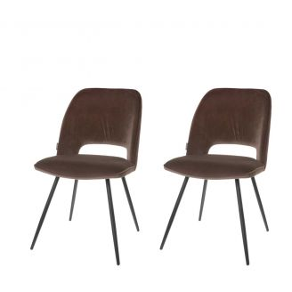 Dining-chair-1set2-Elja-taupe-82cm