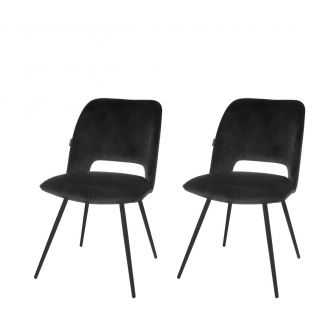 Dining-chair-1set2-Elja-black-82cm