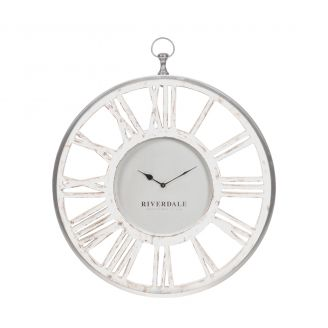 Wall-clock-Chuck-white-50cm