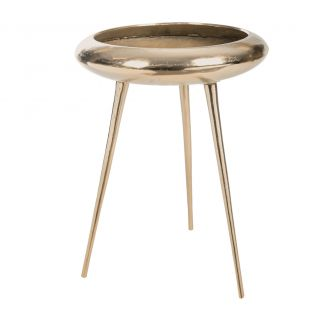 Side-table-Brisbane-bronze-55cm