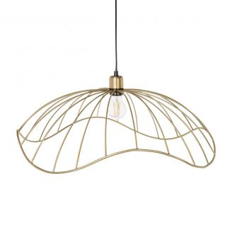 Lamp-hanging-Sage-gold-60cm