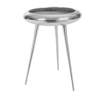 Side-table-Brisbane-silver-55cm