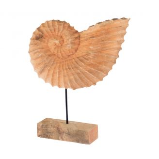 Ornament-hout-Nate-naturel-53cm