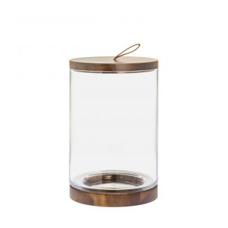 Storage-jar-Pip-clear-17cm