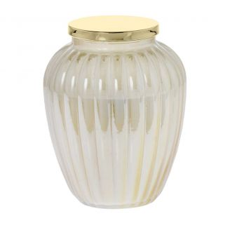 Scented-candle-Pax-white-13cm