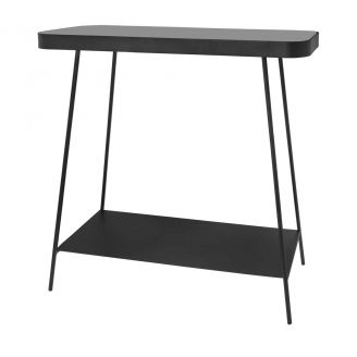 Side-table-Roma-black-75cm
