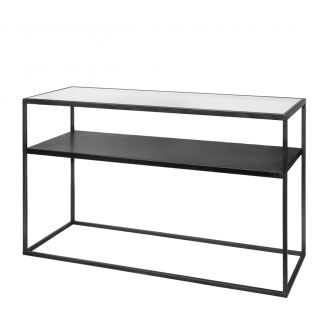 Sidetable-Elano-black-120cm-SO