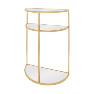 Side-table-Roma-gold-70cm