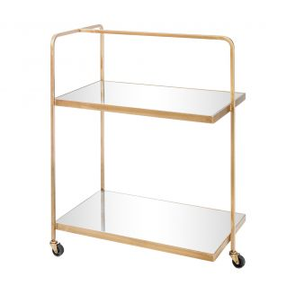 Trolley-Elano-gold-79cm-SO