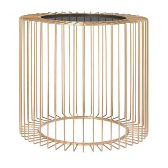 Sidetable-Rocco-gold-50cm