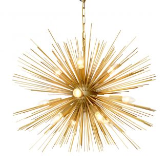 Lamp-hanging-Verona-gold-46cm