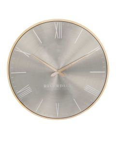 Wall-clock-Milena-oyster-gold-65cm